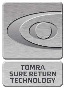 TOMRA Sure Return Technology logo