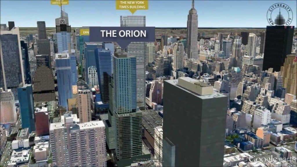 The Orion New York